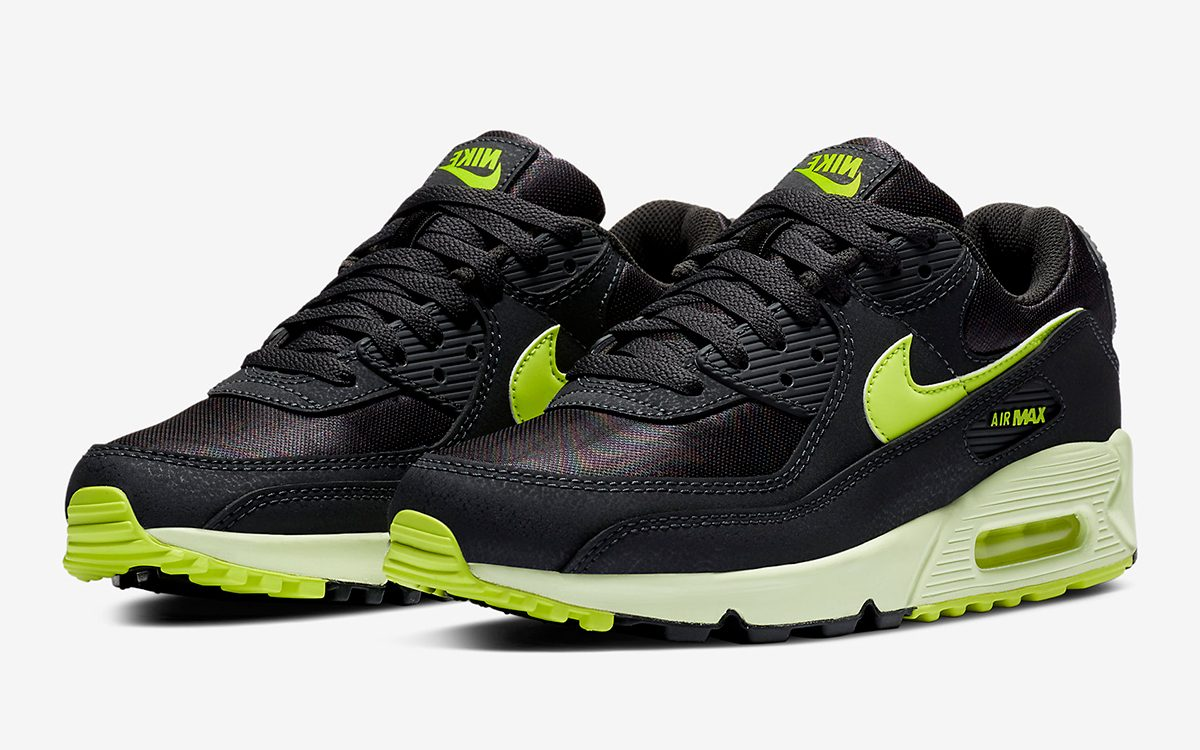 Available Now // Nike Adds Oil-Spill Uppers and Flipped Tongue ...
