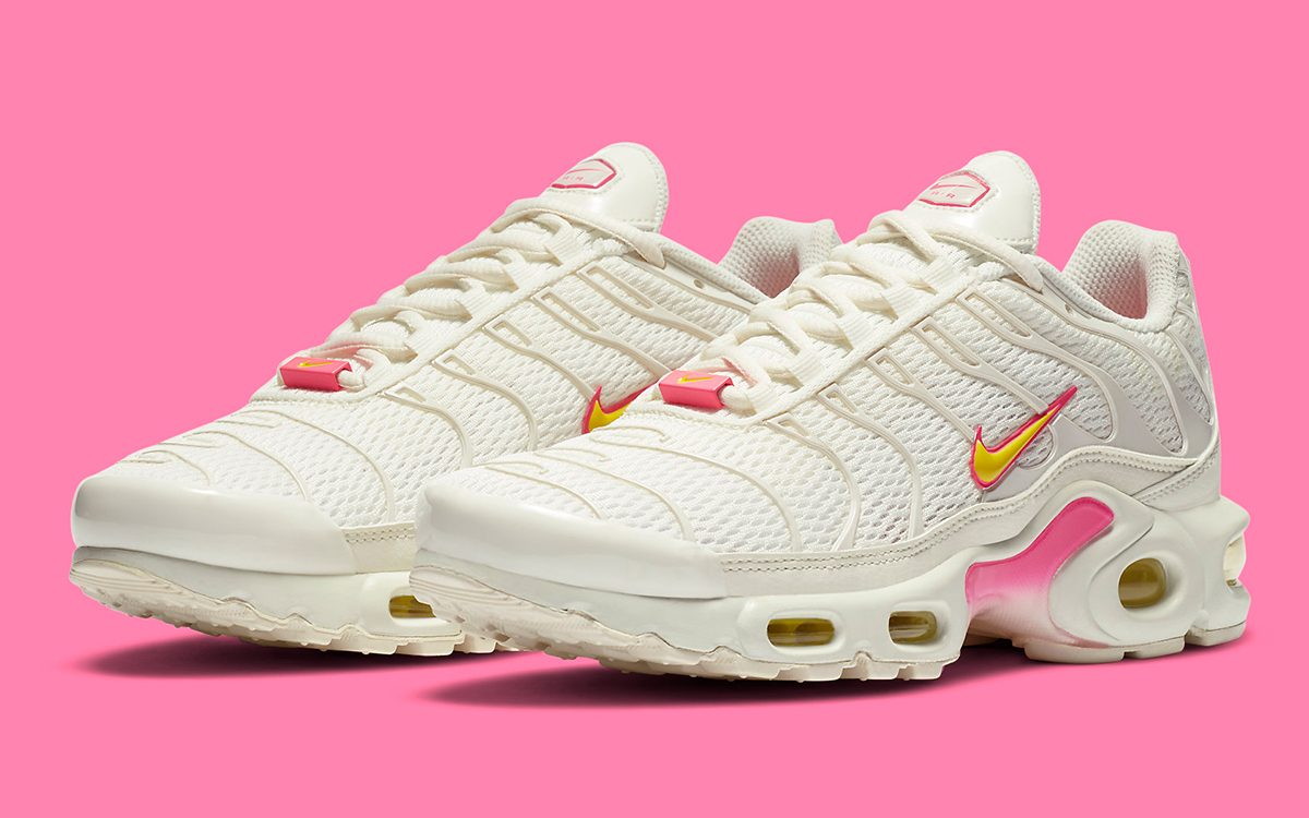 The Nike Air Max Plus Gets Popped With