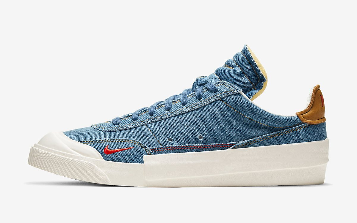 Nike Drop-Type Digs Out Some Denim Duds