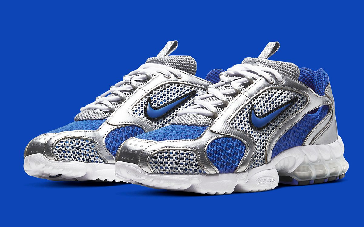 "OG Nike Zoom Spiridon Cage 2 ""Royal"" is Returning Soon"