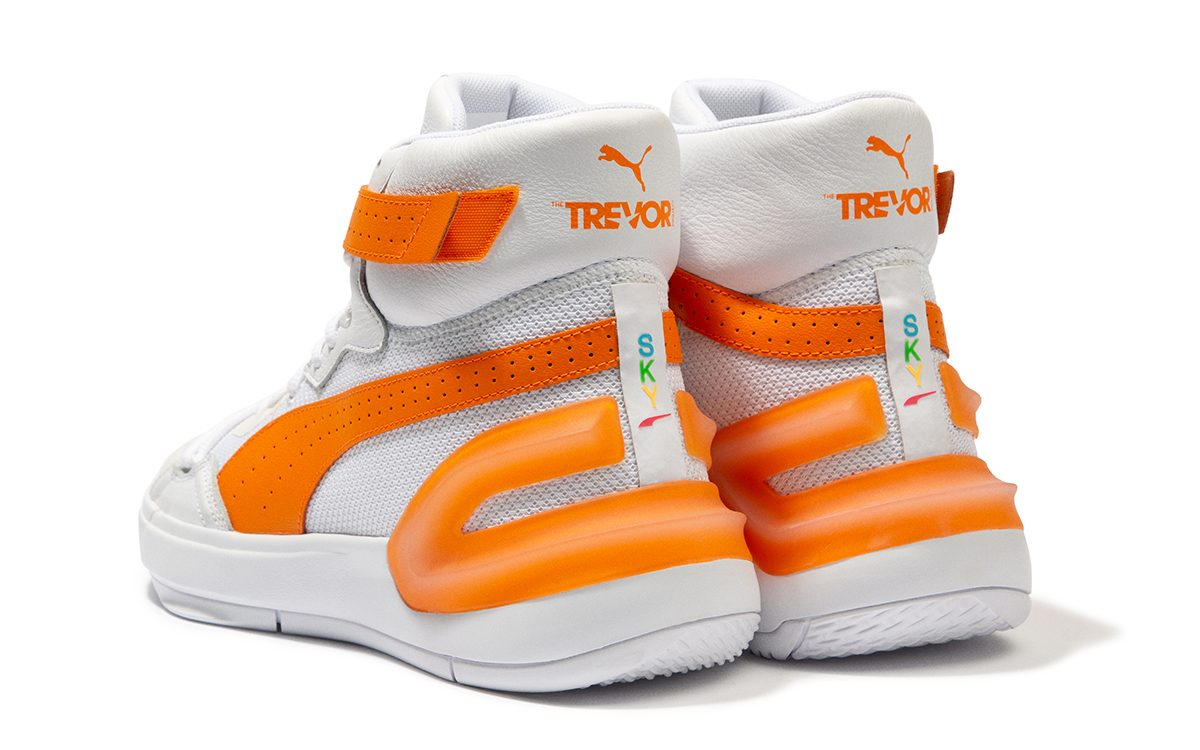 The Trevor Project Partners with PUMA for Special-Edition Sky Modern for Mental Health Awareness Month