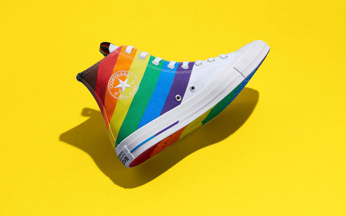Where to Buy Converse Pride Collection 2020