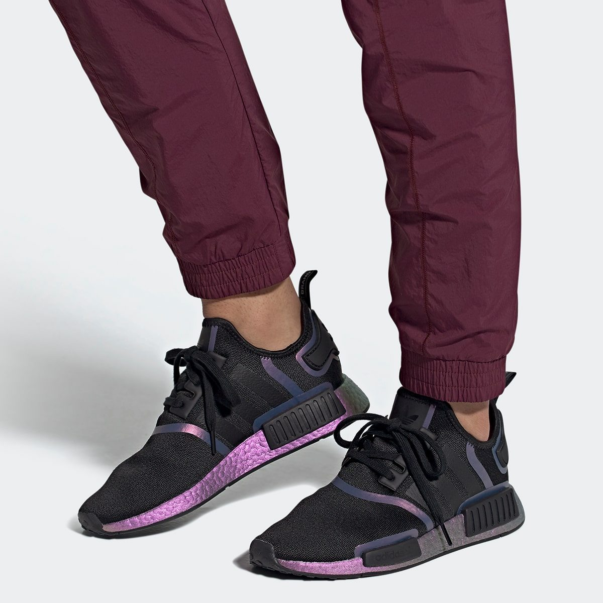 """Available Now // adidas NMD R1 """"Eggplant"""""""