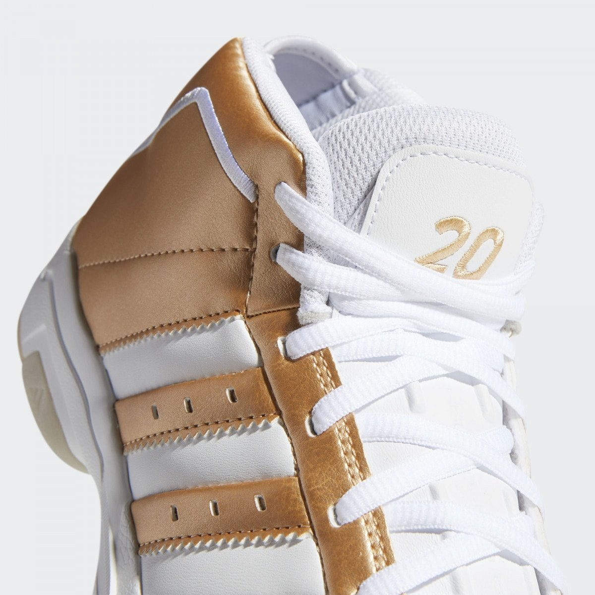 """adidas Pro Model 2G """"Gold Medal"""" Releases July 6th"""