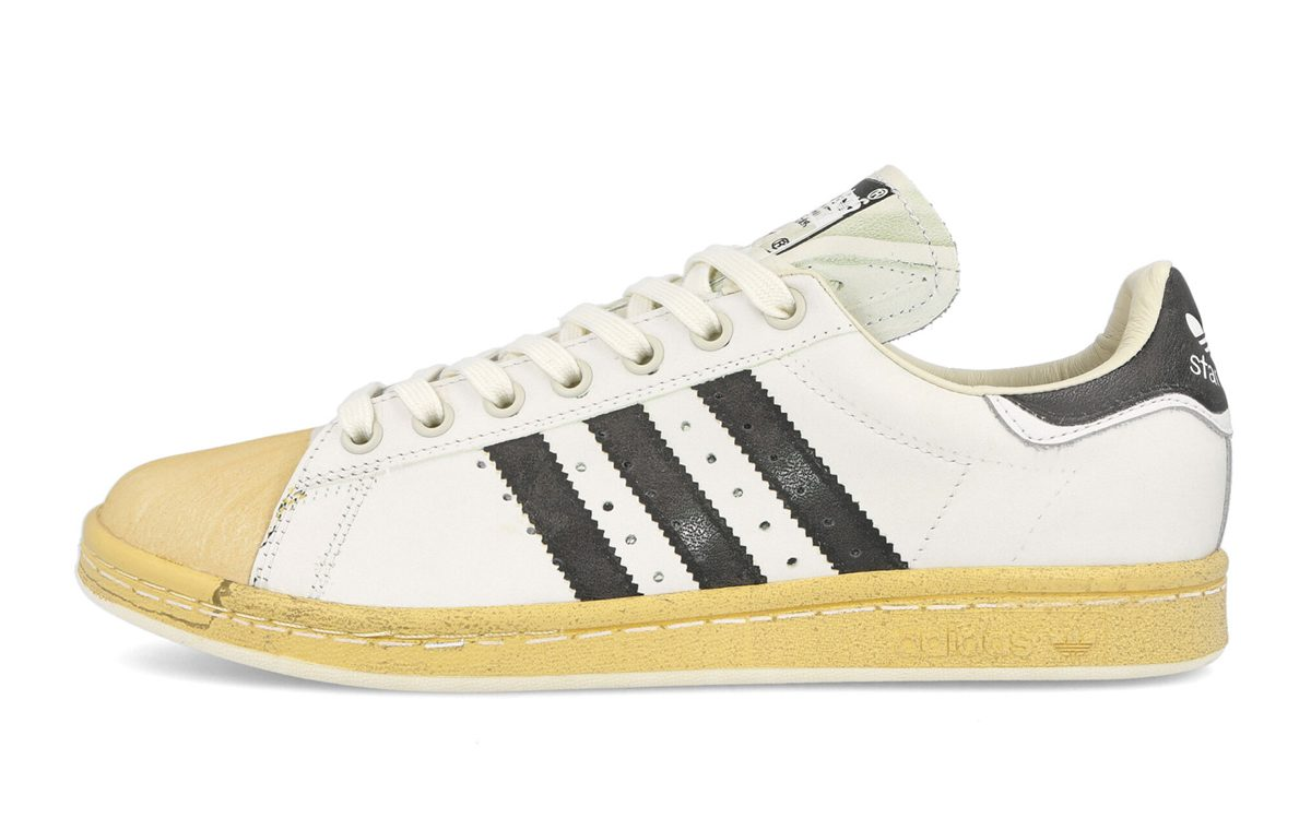 """adidas Superimpose a Vintage Superstar on this Stan Smith """"Superstan"""""""