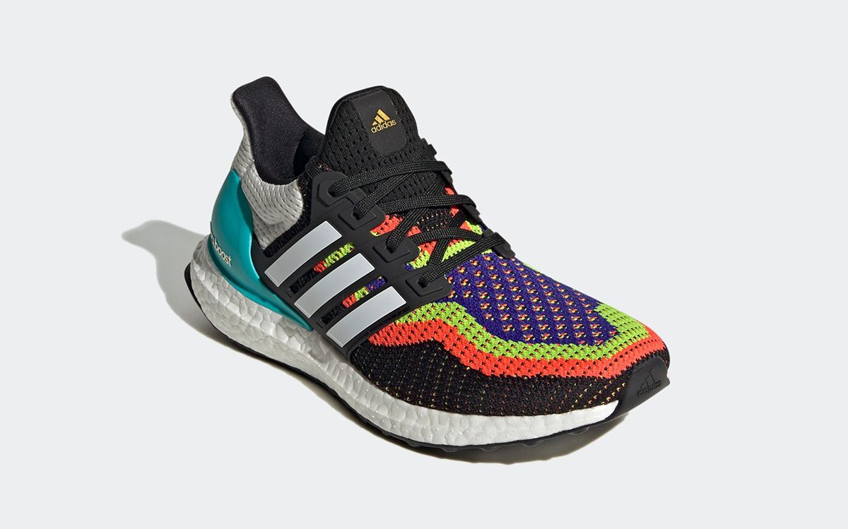This Multi-Color Ultra BOOST DNA is Making its Way to Retailers
