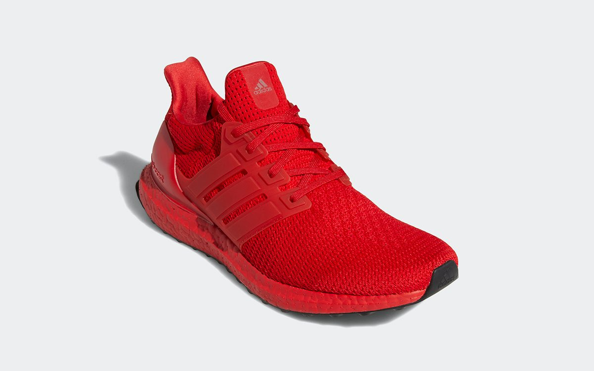 """Available Now // adidas Ultra BOOST """"Scarlet Red"""""""