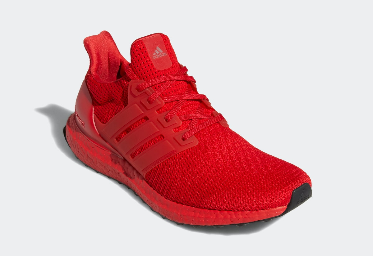 adidas ultra boost shoes red