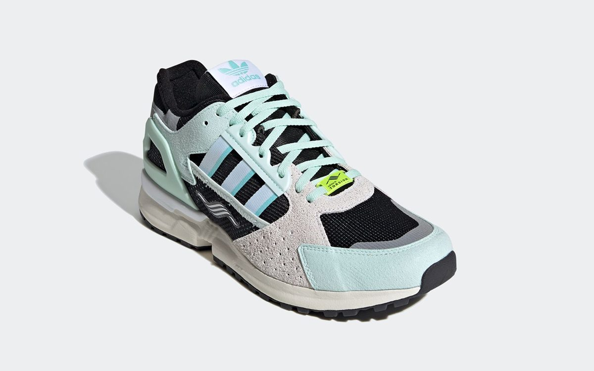 """Available Now // adidas ZX 10.000C """"Dash Green"""""""