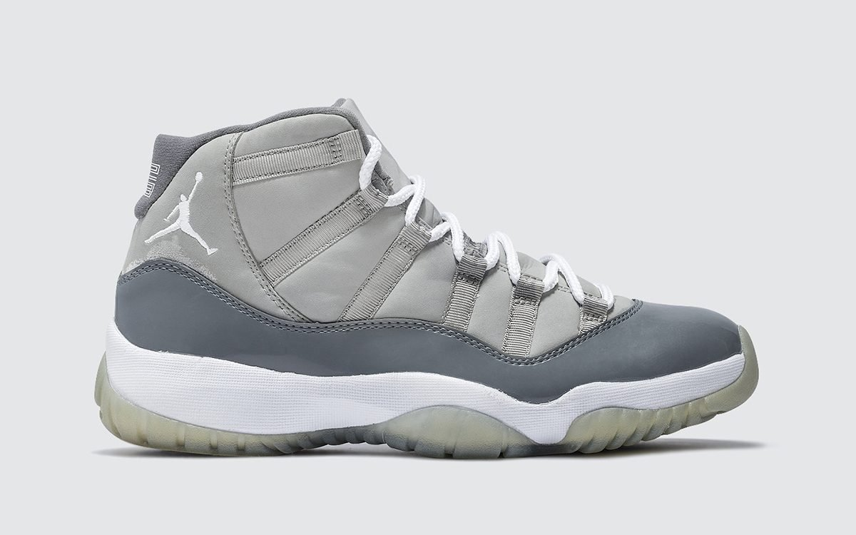 """The Air Jordan 11 """"Cool Grey"""" Will NOT Release in 2020"""