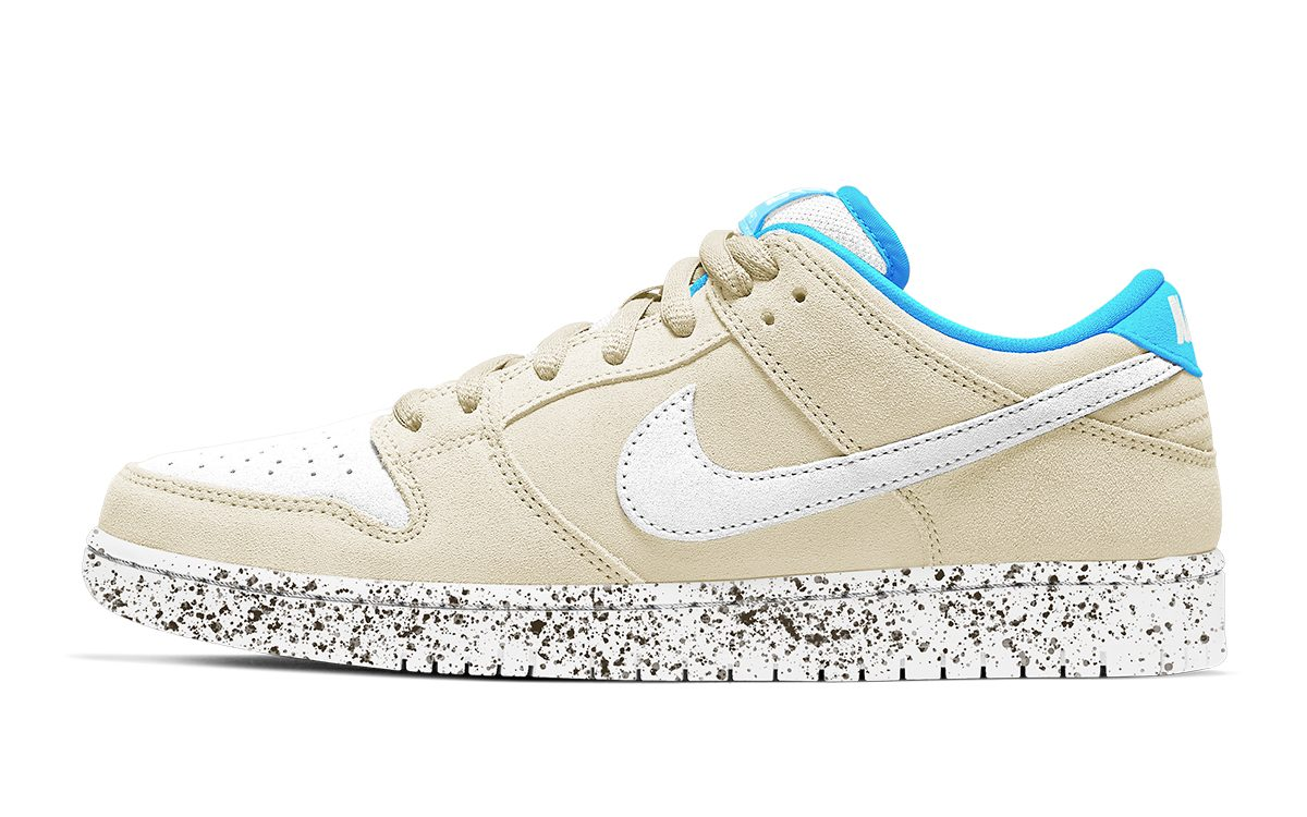 "Concept Lab // Nike SB Dunk Low ""Cookies 'n' Creme"""