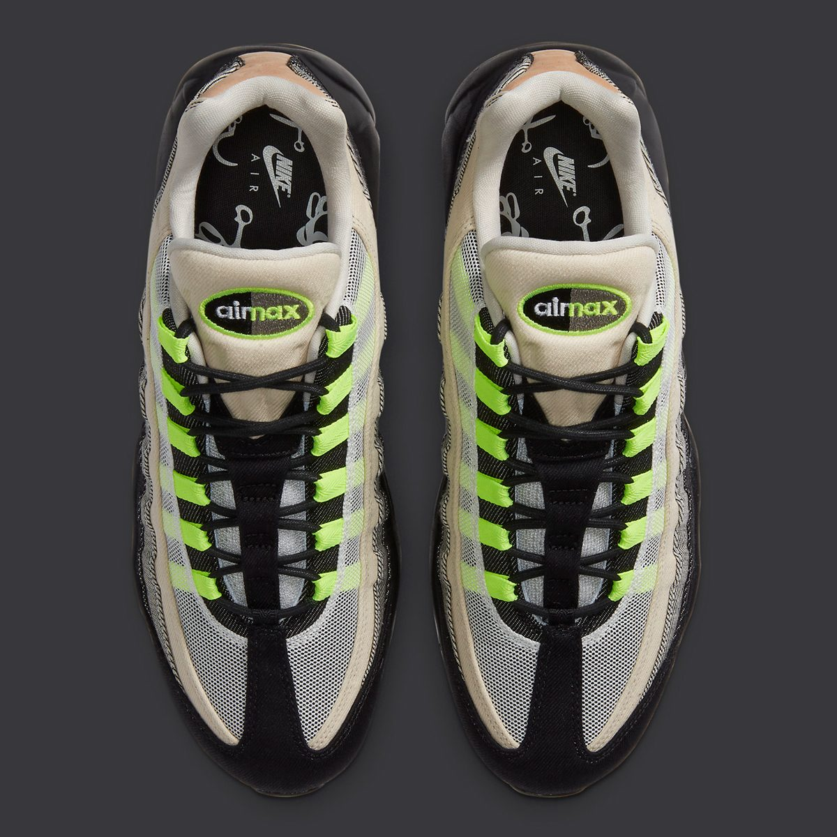 Denham x Nike Air Max 95 Honors the OG Neon With Their Signature Fabrications