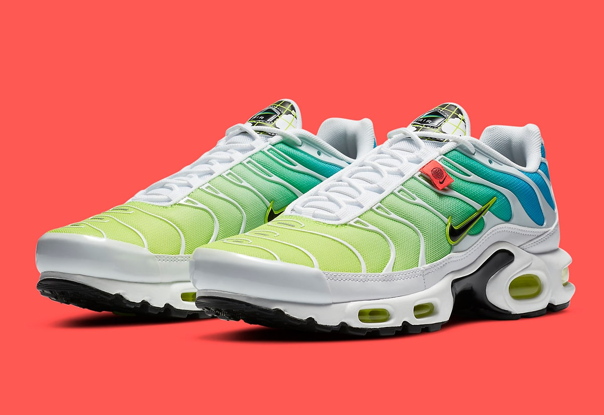 Nike Add a Second Air Max Plus to Upcoming