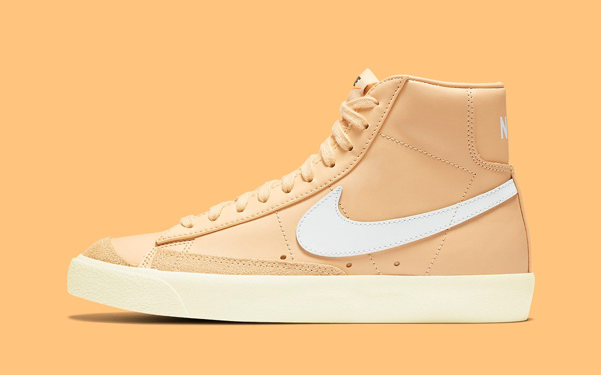 """Available Now // Nike Blazer Mid 77 """"Butter"""""""
