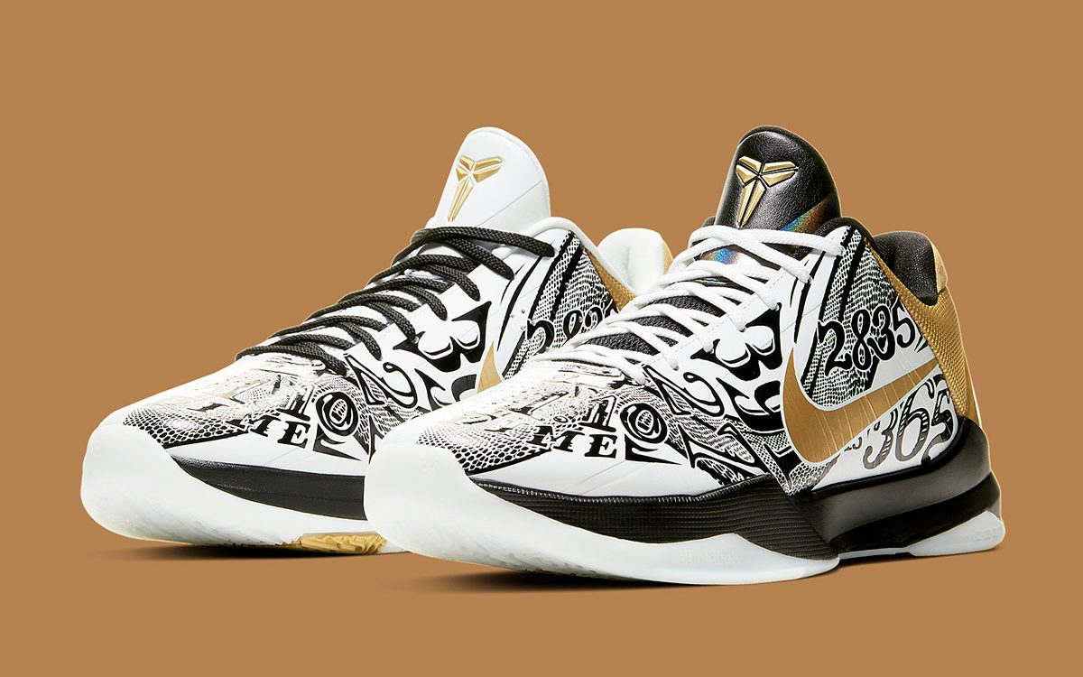 "The Nike Kobe 5 Protro ""Big Stage/Parade"" Arrives August 23rd"