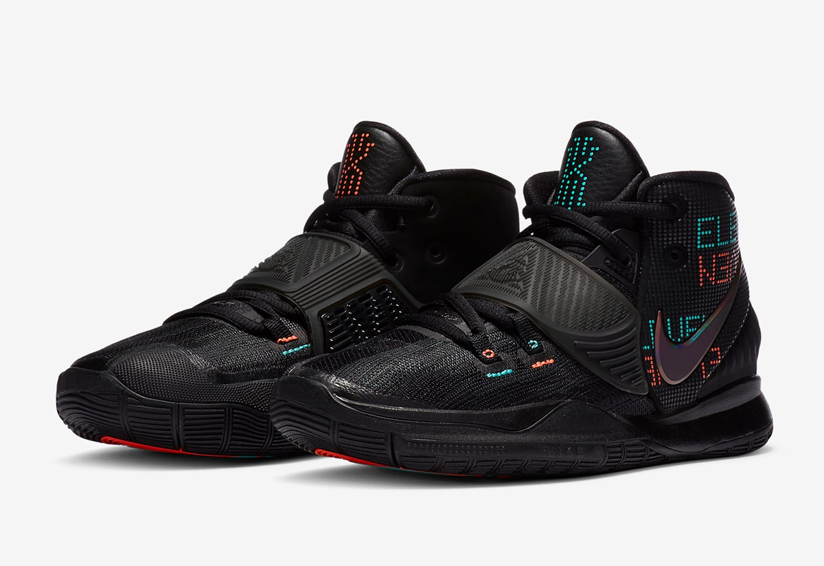 """The Superstitious Nike Kyrie 6 """"11:11"""