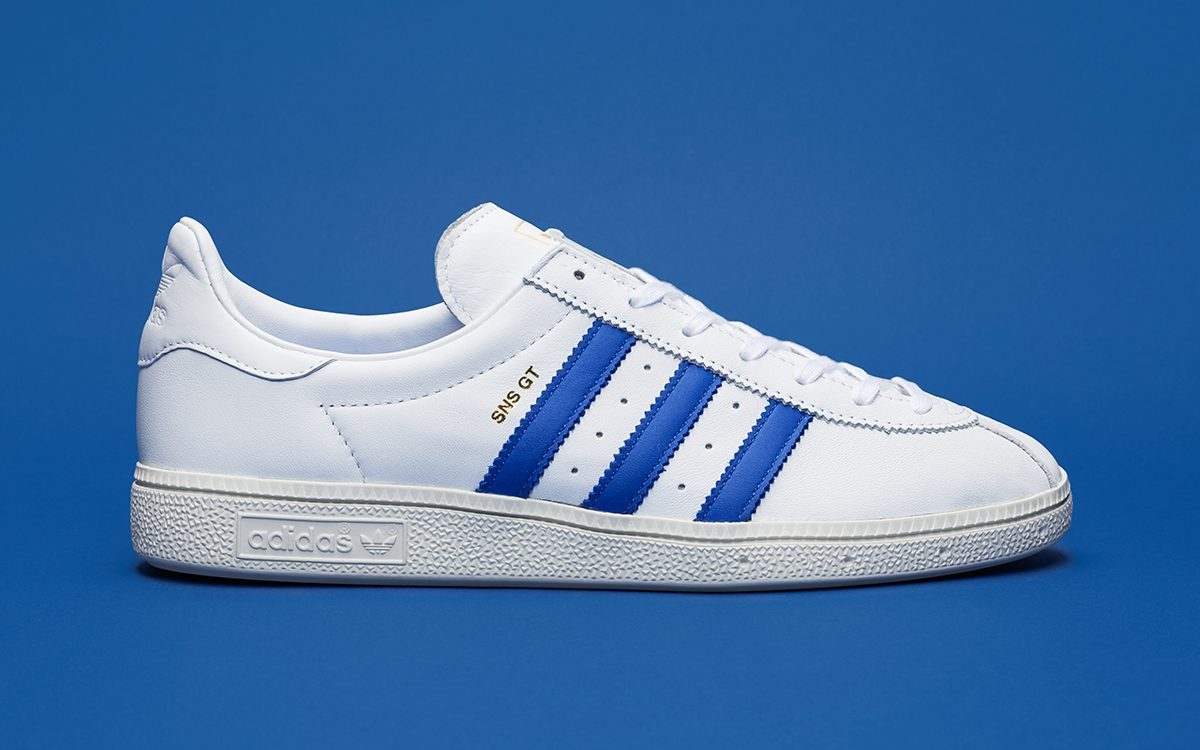 """SNS Kick-Off Their """"Hometown Love"""" Series with Special-Edition adidas Stockholm GT"""