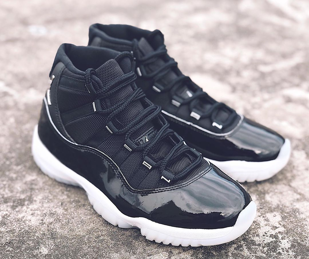 Your Best Look Yet At The 25th Anniversary Air Jordan 11 For