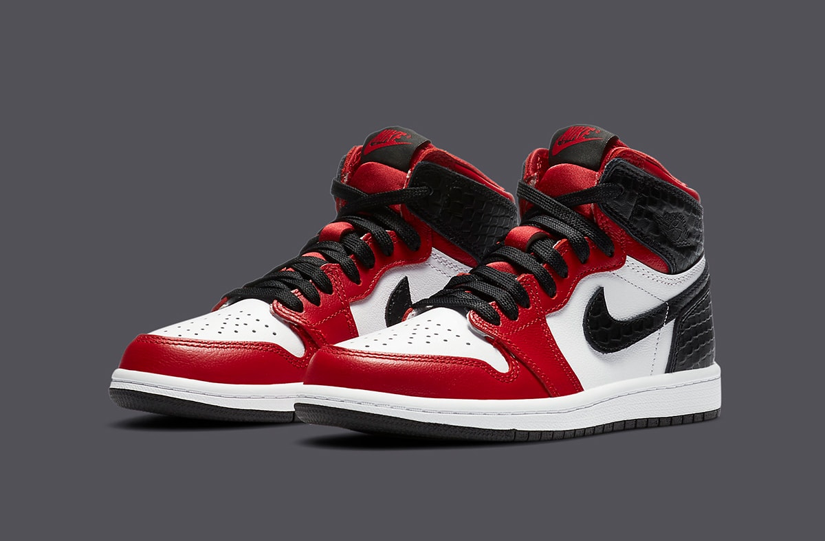 Where To Buy The Air Jordan 1 High Satin Snake House Of Heat Sneaker News Release Dates And Features
