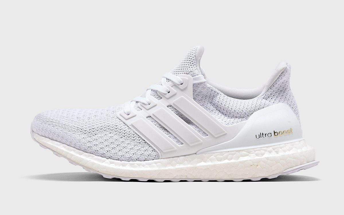 """Available Now // adidas Just Reissued 2016's """"Triple White"""" Ultra BOOST 2.0"""