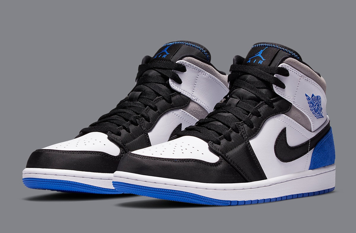 air jordan 1 black toe blue