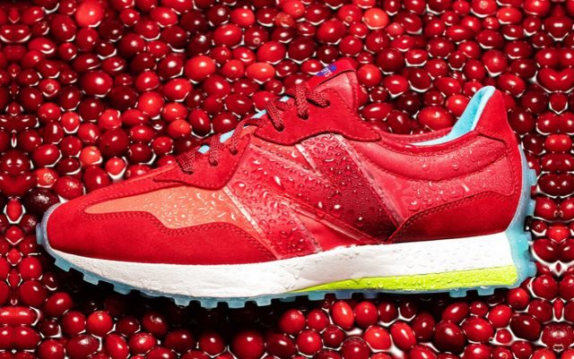 "Concepts x New Balance 327 ""Red Devil"" Inspired by Neighbouring Ocean Spray"