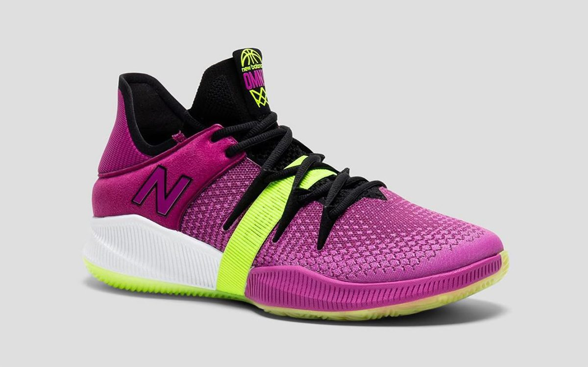New Balance Hoops Unveil the OMN1S Low