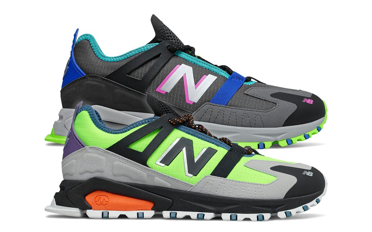 New Balance XRCT Just Dropped in Two Neon-Popped Options