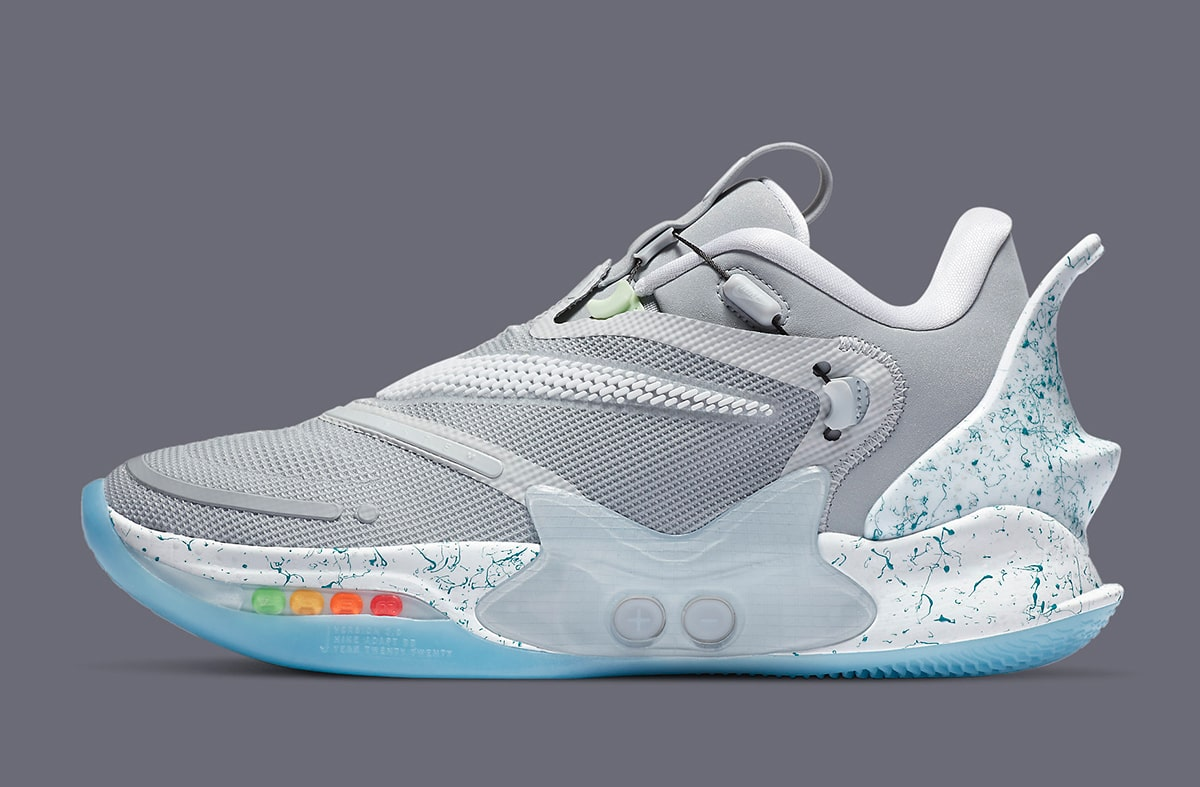 Where To Buy The Nike Adapt Bb 2 0 Air Mag House Of Heat Sneaker News Release Dates And Features