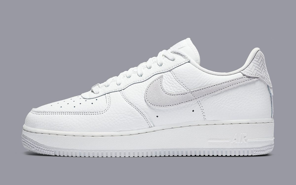 The Nike Air Force 1 Craft Series