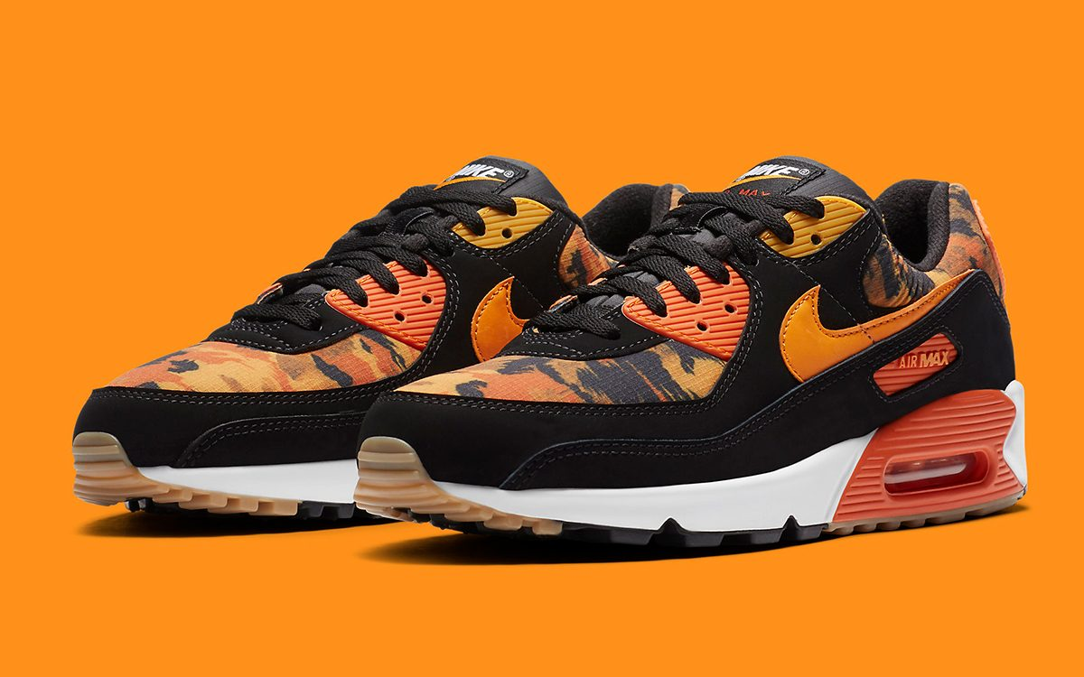 Nike Delivers Some Fall-Friendly Footwear With Air Max 90
