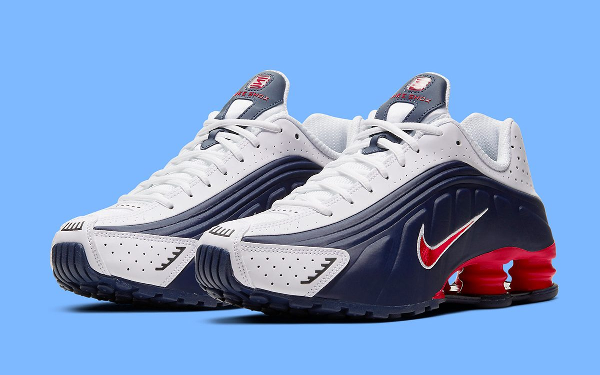 """The Nike Shox R4 """"USA"""" is Next to Don"""