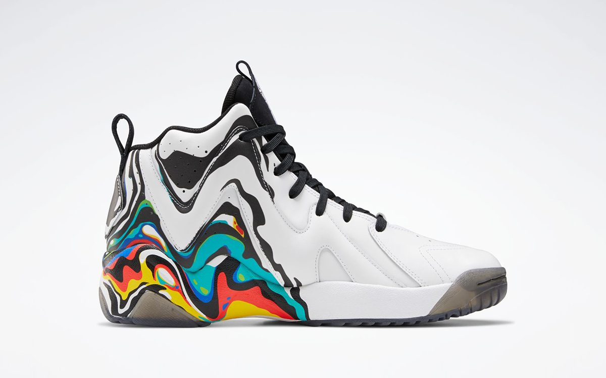 "Pshycahdellic ""Peace Day"" Reebok Kamikaze Goes Crazy with Color"