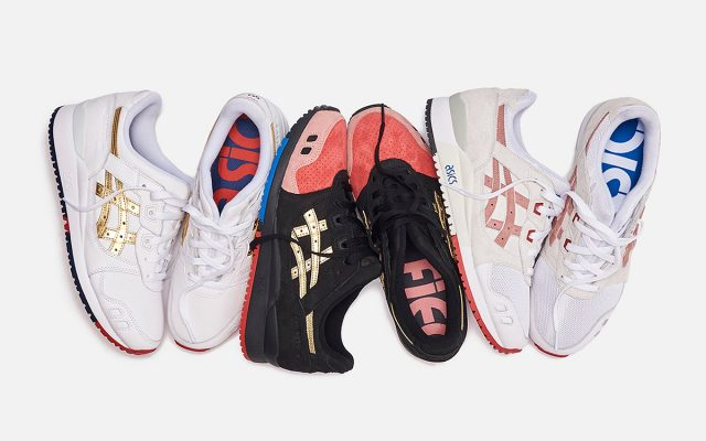 """Ronnie Fieg's ASICS GEL-LYTE III """"Tokyo Trio"""" Collection Releases July 27th"""