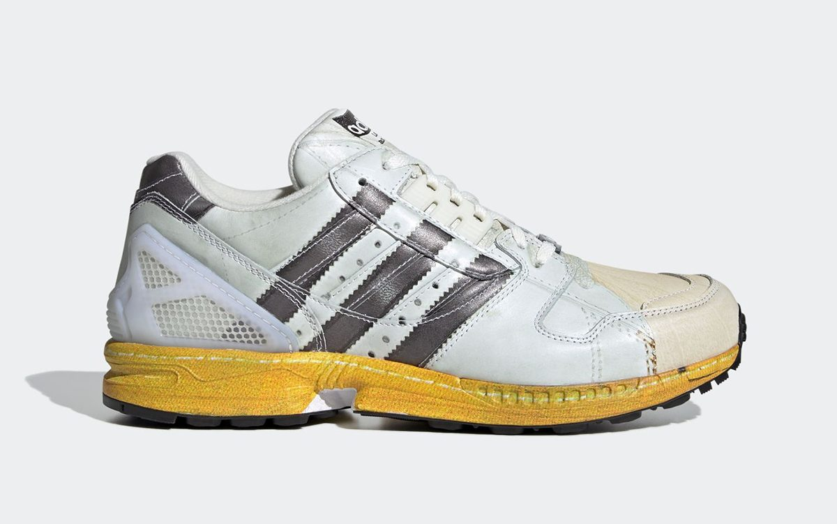 """Superimposed adidas ZX 8000 """"Superstar"""" Arrives July 16th"""