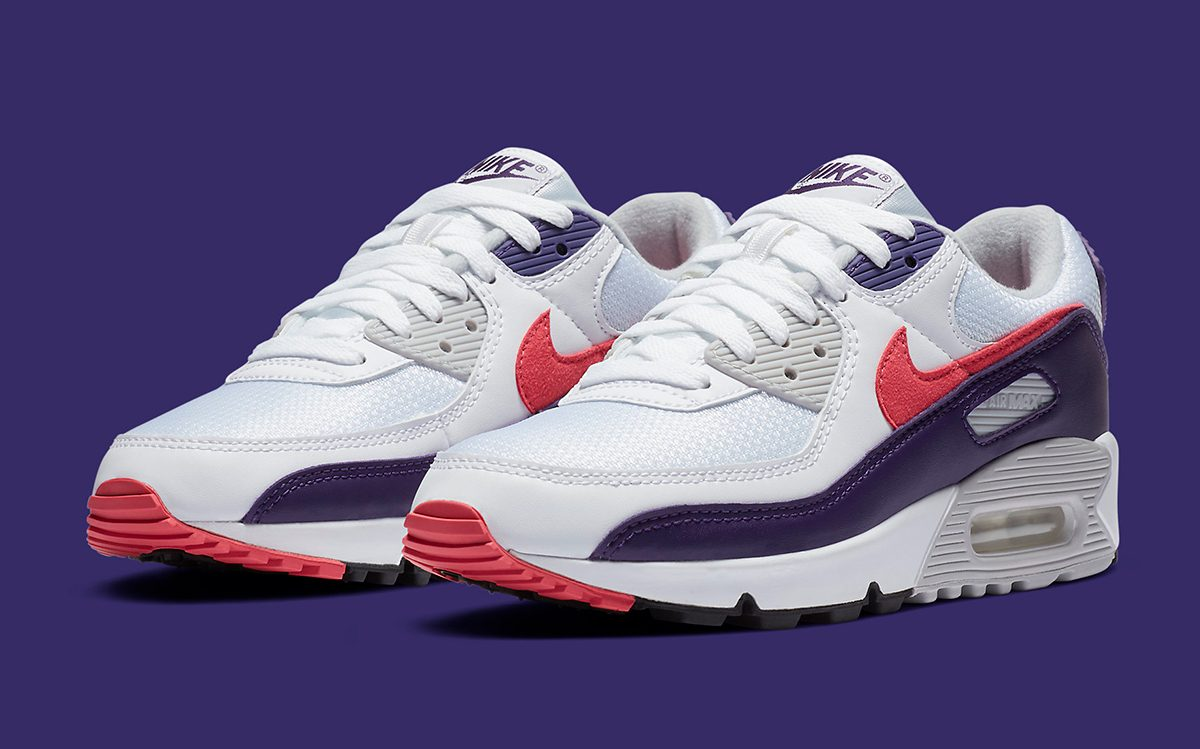 """Nike Air Max 90 """"Eggplant"""" Arrives October 2nd"""
