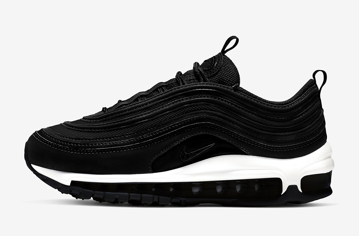 Nike Just Dropped a Striking Black and White Air Max 97 ...