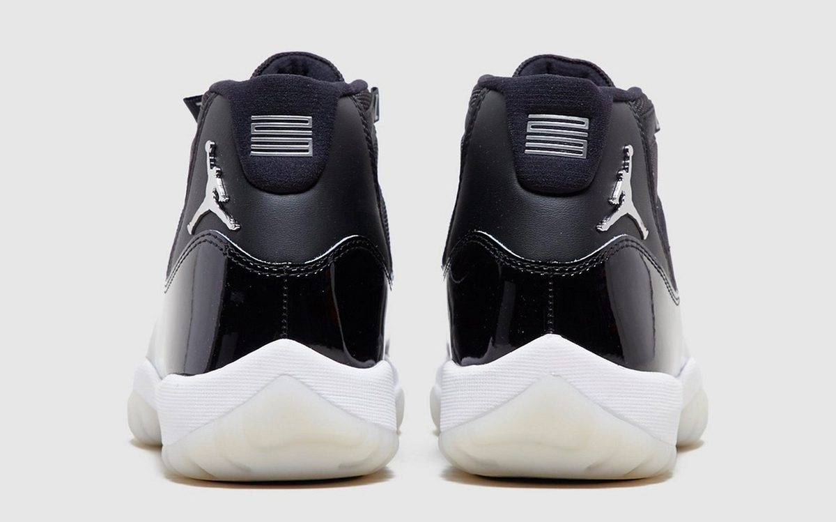 """Up Close with the Air Jordan 11 """"25th Anniversary"""""""