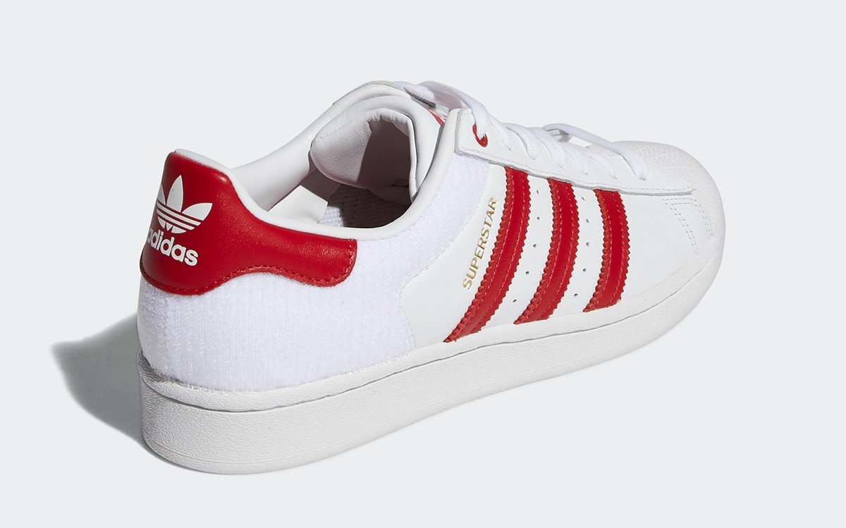 The adidas Superstar Surfaces with Stick-On Velcro Patches   HOUSE ...