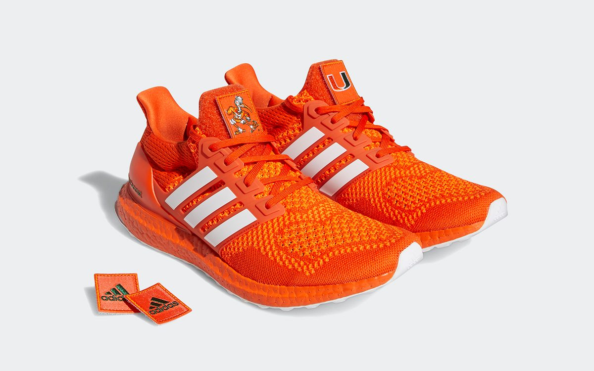 """adidas Ultra BOOST """"College Pack"""" Arrives September 4th"""