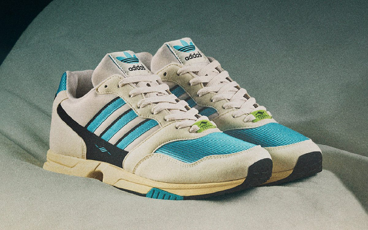 adidas Kick-Off A-ZX Series With a Reissue of the OG ZX 1000C