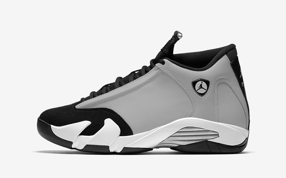 """Air Jordan 14 """"Particle Grey"""" on the Way for Summer 2021 
