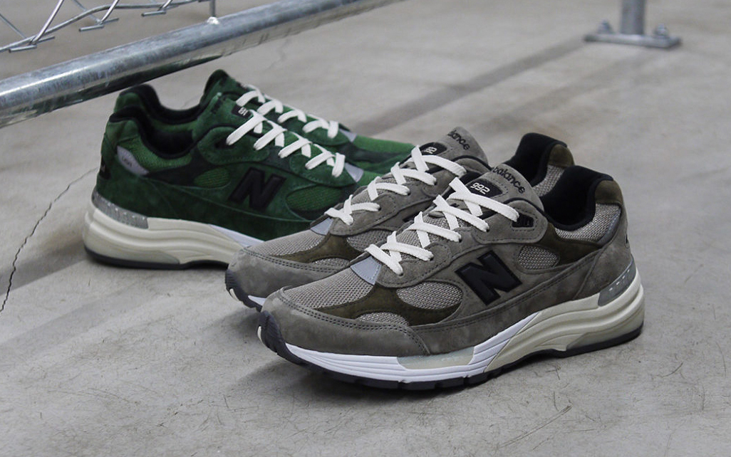 JJJJound x New Balance 992 Capsule Releases on August 20th in Europe
