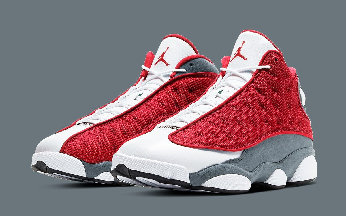 "Kevin Martin-Inspired Air Jordan 13 ""Gym Red"" on the Way"