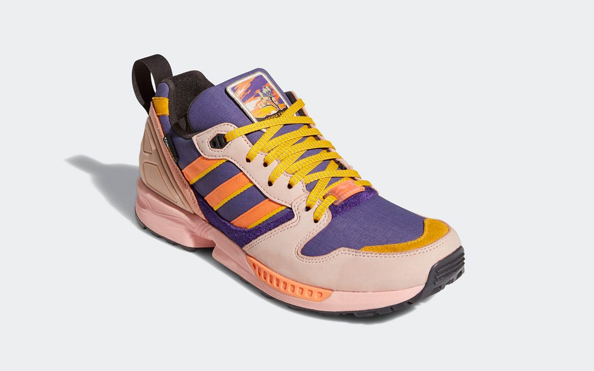 """National Parks Procure a """"Joshua Tree"""" adidas ZX 5000 for the Epic A-ZX Collection"""