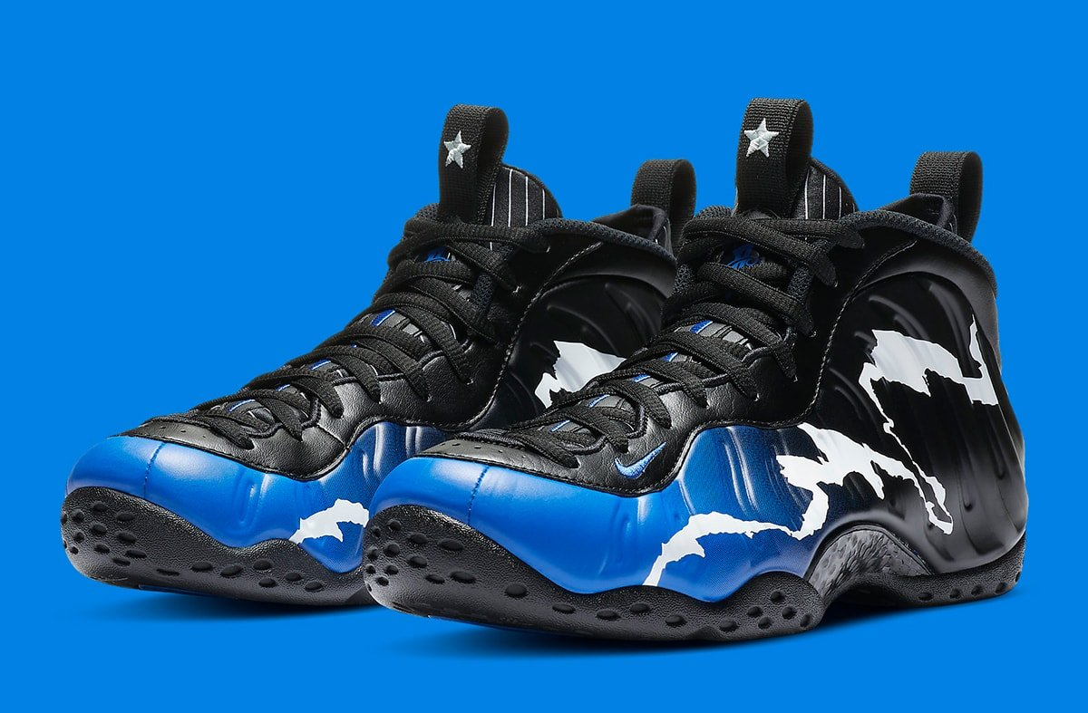 Nike Air Foamposite One USA 4th of July Release ... Notariato