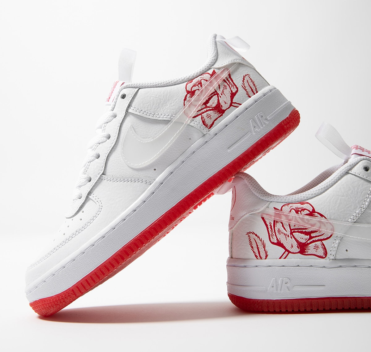 Just Dropped! Nike Air Force 1 Inspired by Bodega Plastic Bags ...