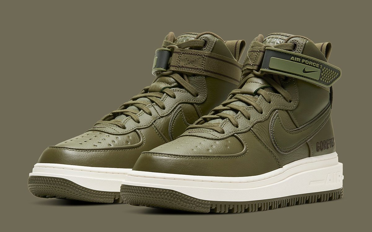 air force 1 boot