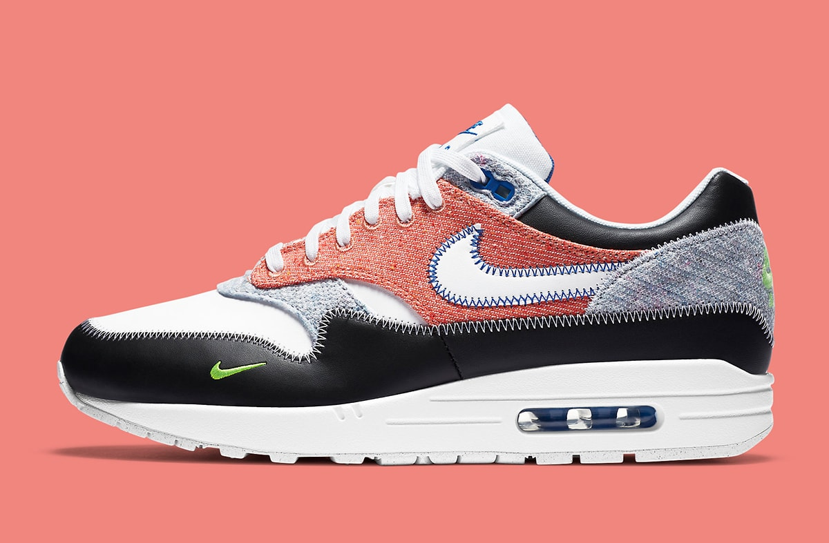 This Nike Air Max 1 NRG Continues Nike's Sustainable Series ...