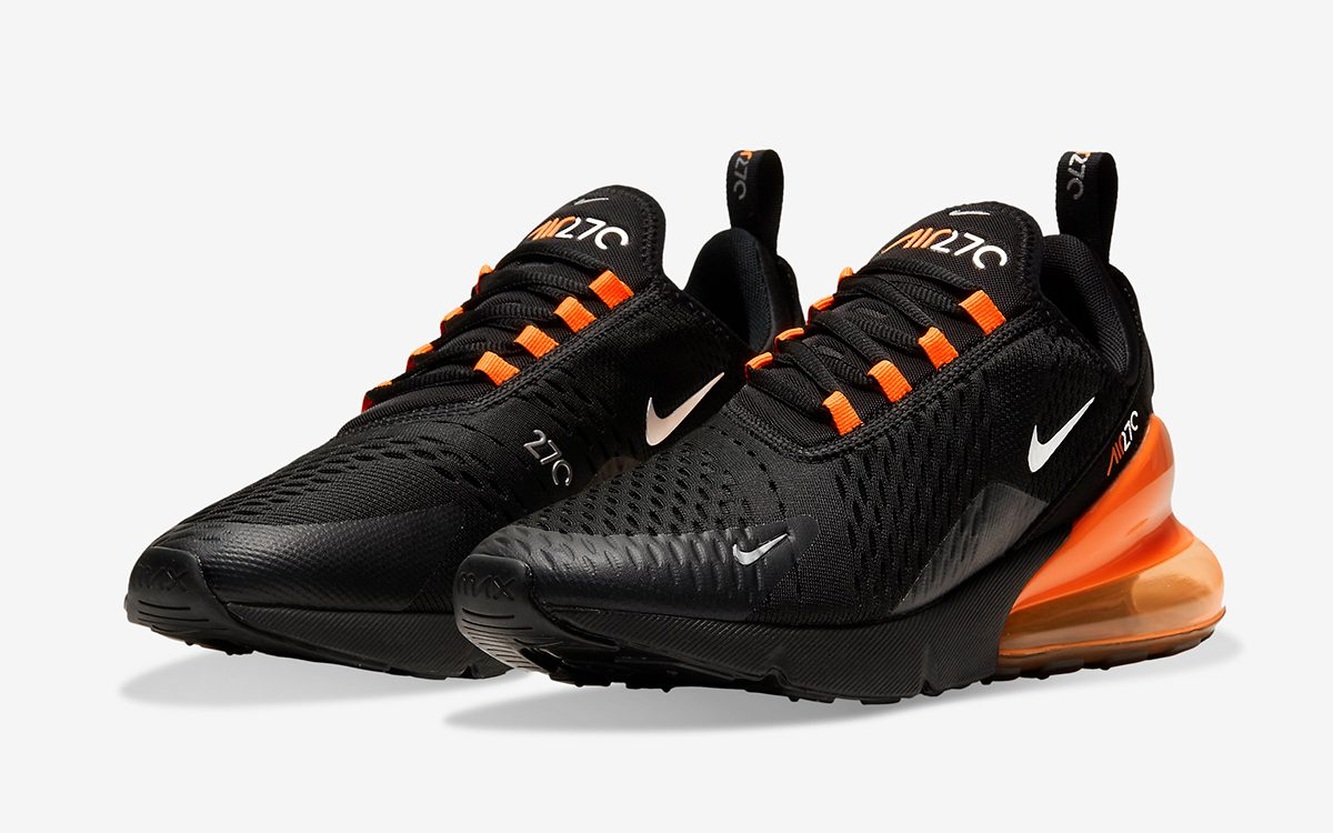 The Nike Air Max 270 Returns for